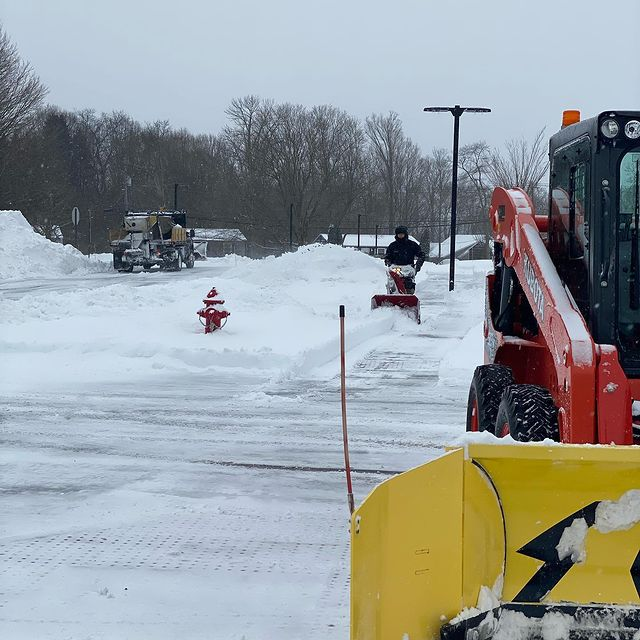 Fairfield County Landscaping, Inc. snow and ice removal