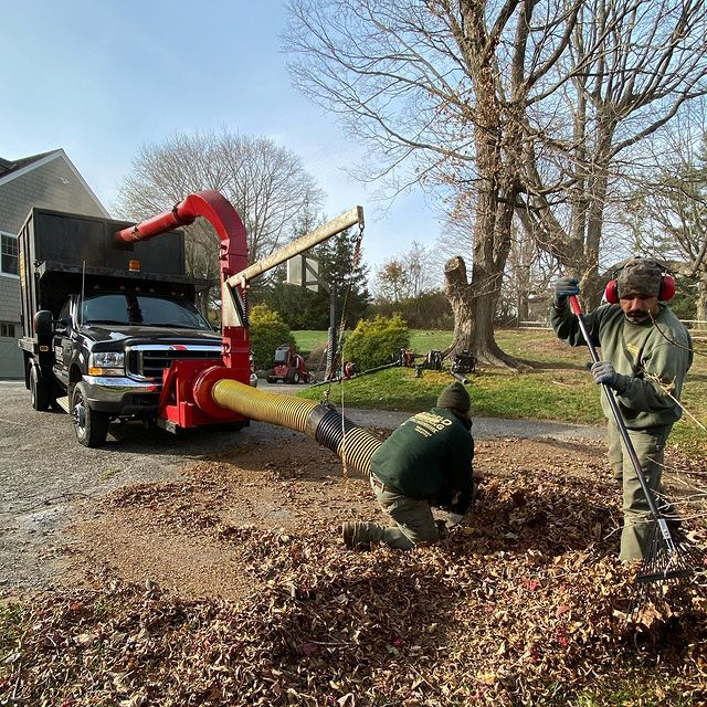 Fairfield County Landscaping, Inc. spring and fall clean up
