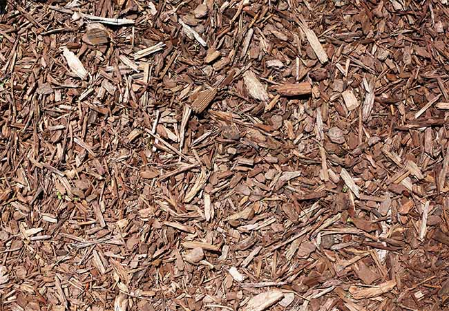 Fairfield County Landscaping, Inc. brown mulch